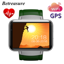 Betreasure DM98 Smart Watch Android Big Screen 320 240 MTK Dual Core 1 2G 900mAh with