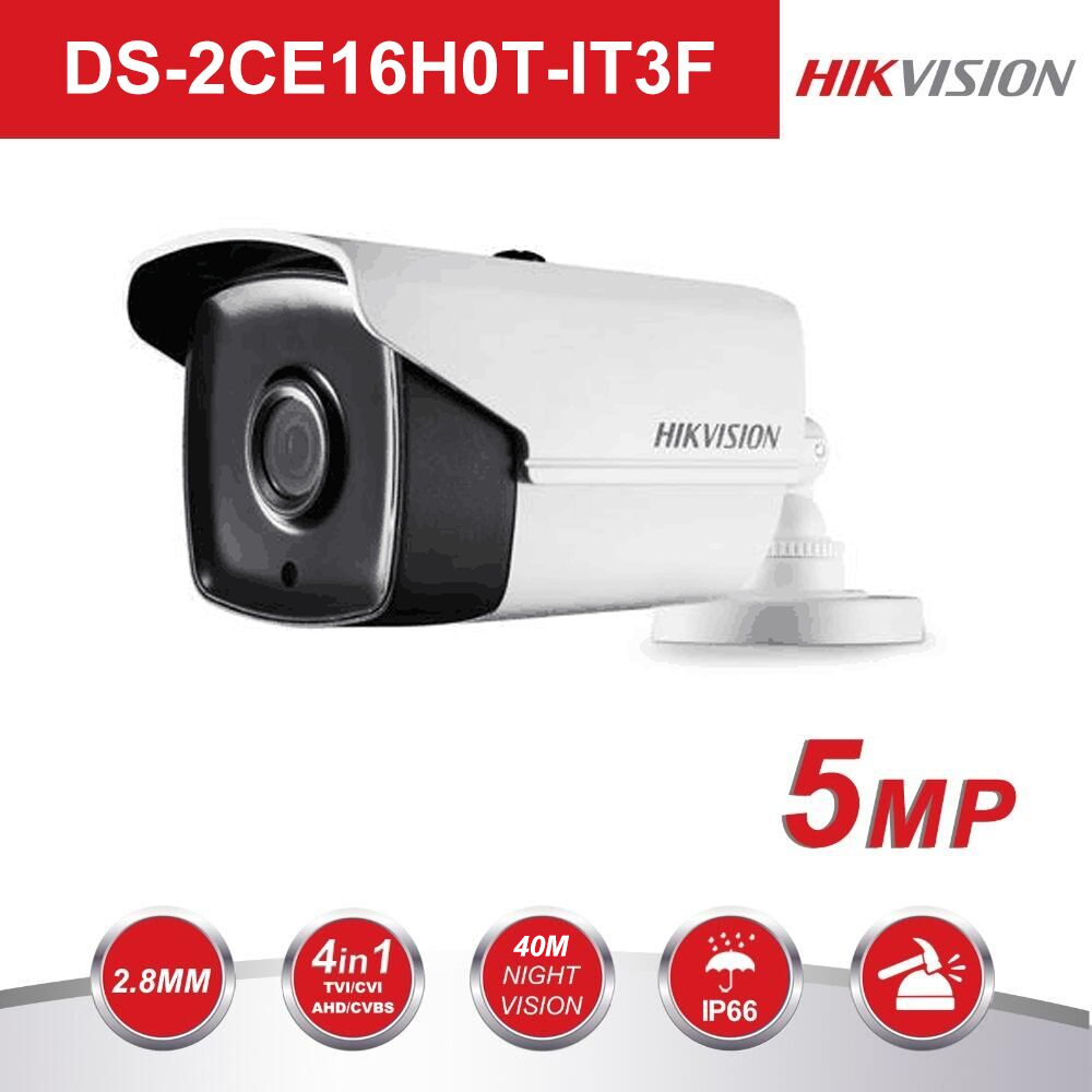 Anpviz 8MP Network Bullet IP Camera H 265 with Hikvision