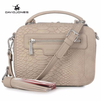 AiiaBestProducts David Jones Name Brand Crossbody Bag 1