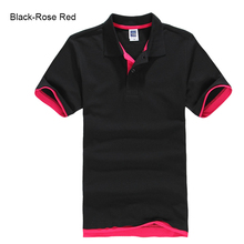 URSPORTTECH Men's Polo Shirt For Men Desiger Polos Men Cotton Short Sleeve shirt Clothes jerseys golftennis Plus Size XS- XXXL