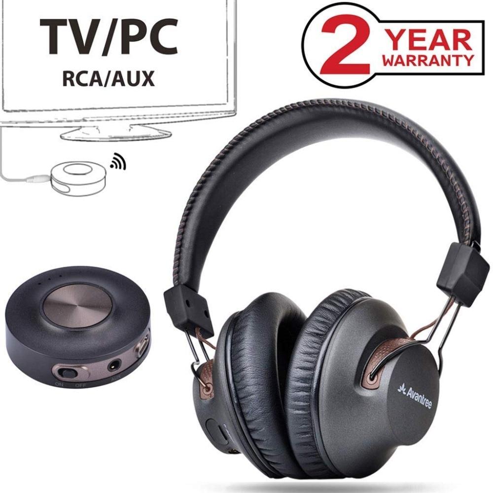 2017 Avantree Bluetooth TV prijemnik s Bluetooth slušalicama - Kućni audio i video - Foto 1