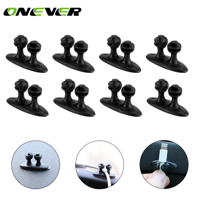 8Pcs Car Wire Clip Vehicle Fixed Clamp Automotive Cable Clip Instrument Panel Wiring Clip Cable Holder_640x640 8pcs car wire clip vehicle fixed clamp automotive cable clip