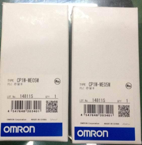 ПЛК OMRON памяти CP1W-ME05M