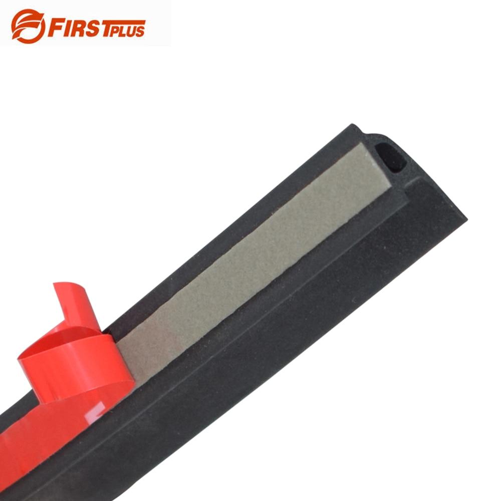 P Type EPDM Waterproof Rubber Anti-dust Sealing Strips Trim For Auto Car Door Bottom Edge Soundproof Dustproof