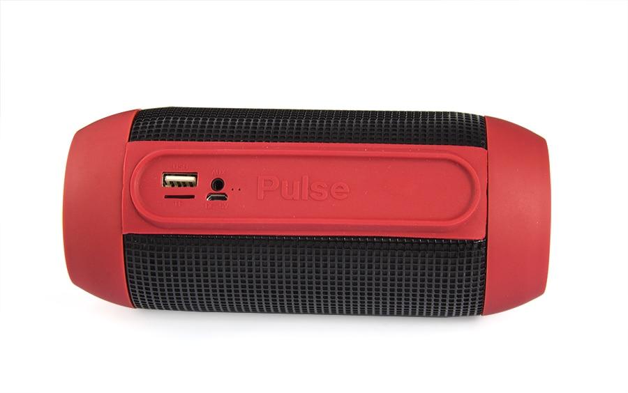 Pulse bluetooth speaker