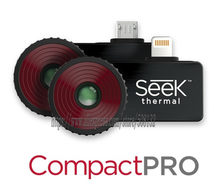 Seek Thermische Compact Pro/Compact/Compact Xr Imaging Camera Infrarood Imager Nachtzicht Android/TYPE-C/USB-C plug/Ios Versie(China)