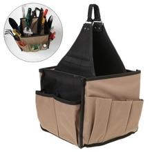 Belt Multi-Pocket-Tool-Bag Gardening-Tools Storage-Organizer Bucket-Hardware Utility-Pouch