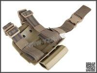 SAF Style M4/AUG Triple Leggings Magazine Pouch/DE magazine bag