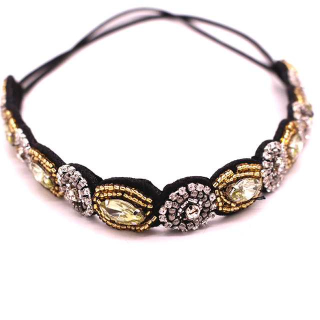 Ethnic Handmade Elastic Hair Band