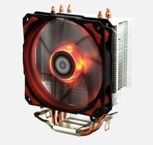 ID-Cooling SE-214 4pin PWM 120mm CPU cooler fan 4 heatpipe cooling for LGA1151 775 115x FM2+ FM2 FM1 AM3+ CPU Radiator