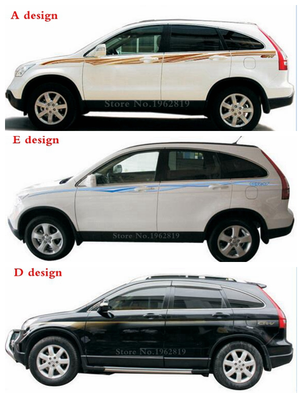 Popular Honda Crv Sticker Buy Cheap Honda Crv Sticker Lots From China Honda Crv Sticker