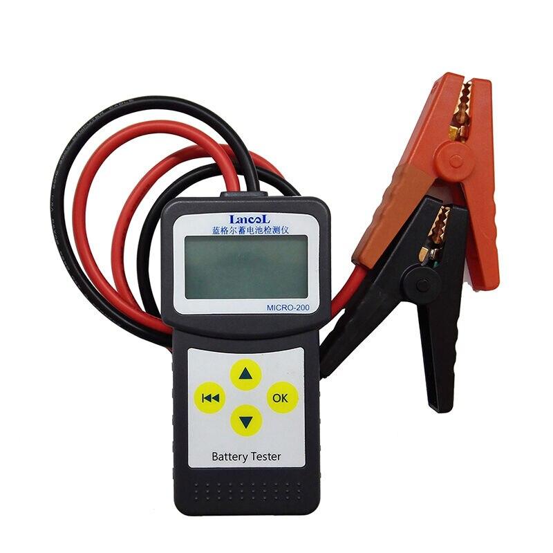 Blueskysea 12 в автомобильный тестер нагрузки на батарею Автомобильный цифровой анализатор автомобильный генератор Тестер Авто батареи диагнос...