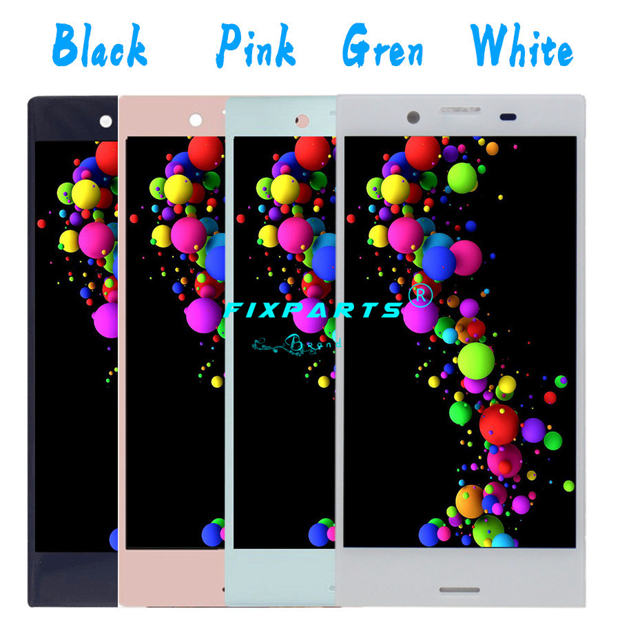 Sony Xperia X Mini Compact LCD Display Touch Screen With Frame