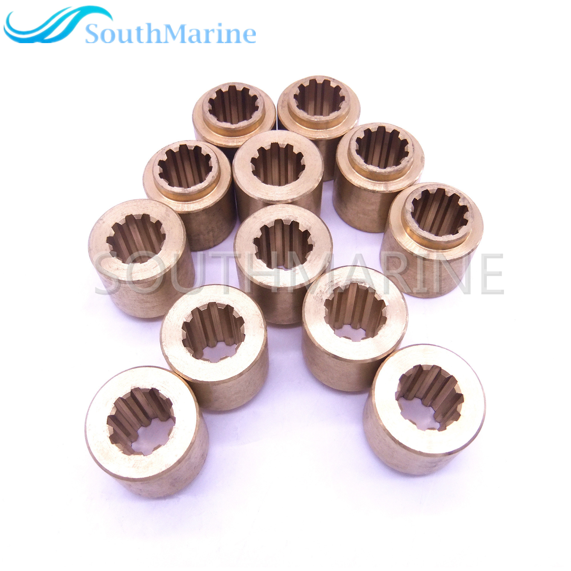 689-45997-00 Outboard Propeller Spacer For Yamaha Parsun HDX Hidea Boat Motor