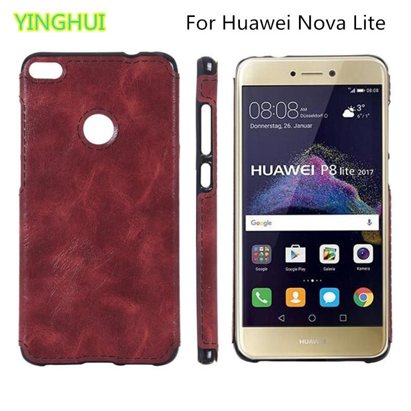 Nueva carcasa suave de TPU Huawei Nova Lite Funda de silicona de - Accesorios y repuestos para celulares - foto 1