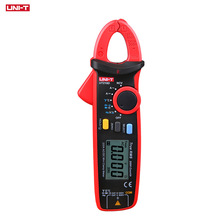 UNI-T UT210 Series True RMS Digital Clamp Meter Mini AC/DC Current Voltage Auto Range VFC Capacitance Non Contact Multimeter oled display true rms inrush digital clamp meter 6000 counts ac dc v a capacitance ohm freq temp vfc ncv flashlight uni t ut216d