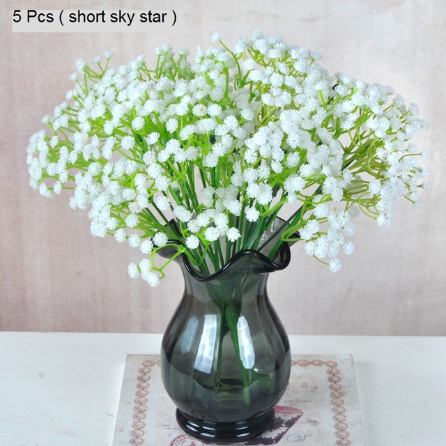 2018 Wedding Decoration Flowers Rustic Flower Interspersion ...