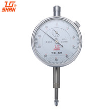 Cheapest prices SHAN Dial Indicator 0-5mm/0.01mm Test Gague Aluminum Body Caliper Micrometer