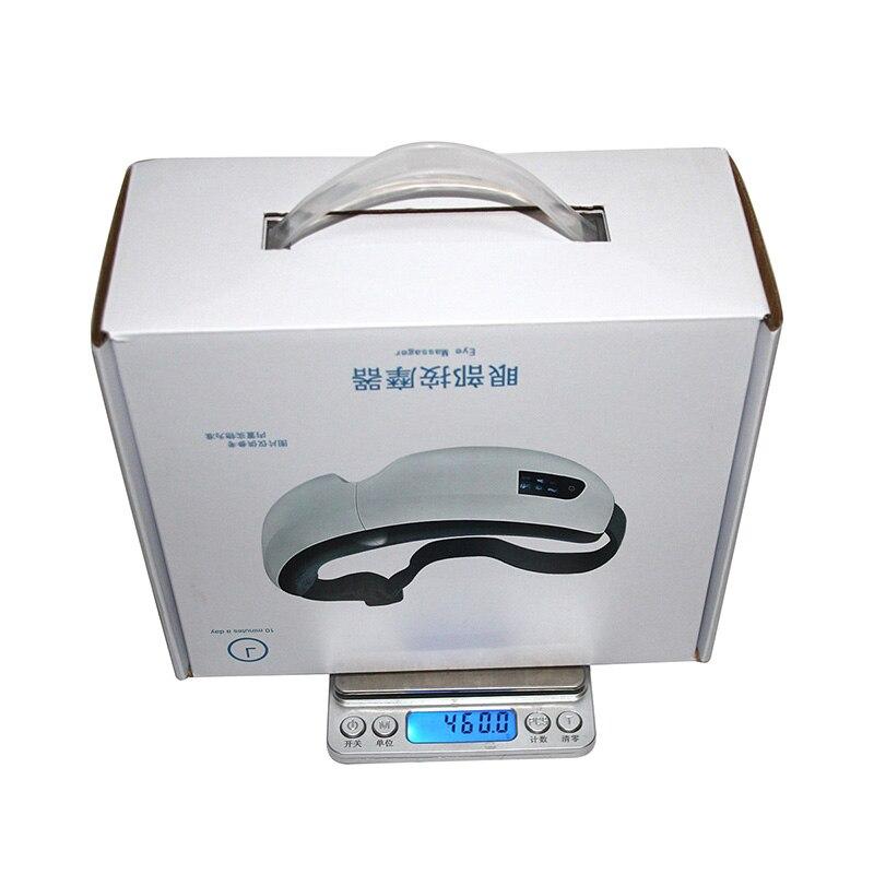 Masseur oculaire électrique pliable Compression de chaleur sans fil Bluetooth musique masque de soin des yeux HS11