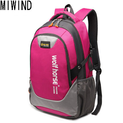 Brand teenage backpacks for Women Computer Backpack for Laptop Travel Bag Large Capacity Casual Student School Bag  T1150 dy0606 ladies bag 15inch women backpack suit for 14 15 notebook laptop bag student school bag travel mountaineering bag