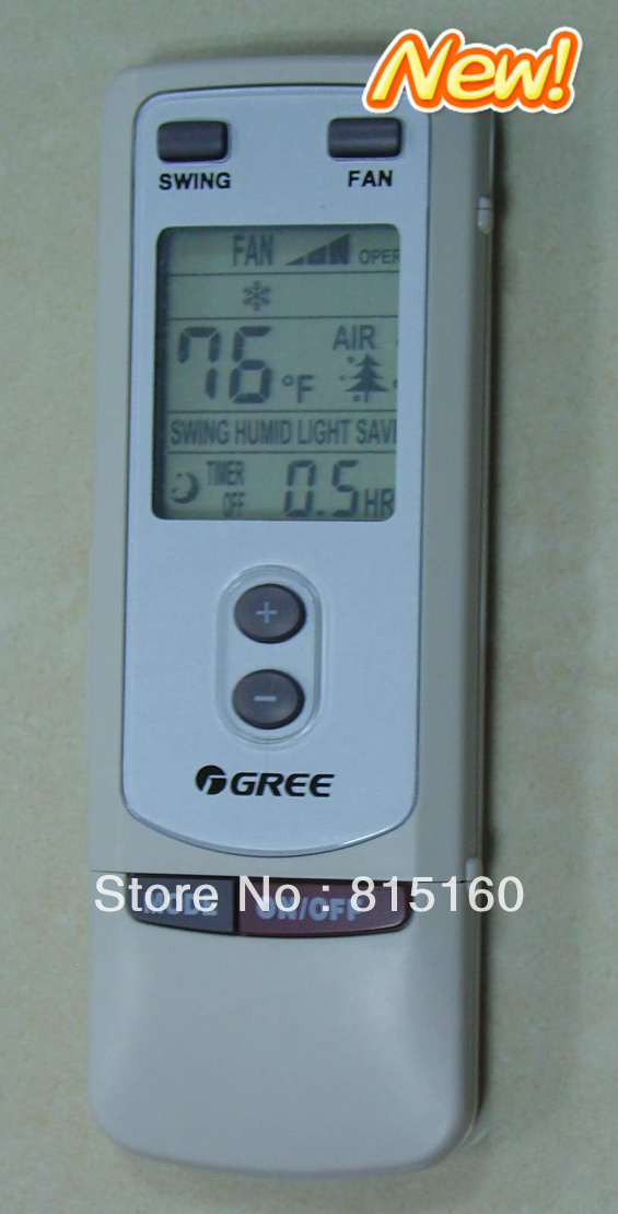 teco air conditioner remote instructions