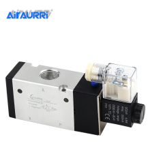 3V410-15 Pneumatic valve solenoid valve  Normally open DC24V AC220V,1/2 , 3 port 2 position 3/2 way, free shipping 2pcs good qualty 5 port 2 position solenoid valve 4v420 15 have dc24v dc12v ac24v ac36v ac110v ac220v ac380v