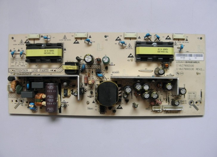 VLC79003.30 VLC79003.00 LCD Power Board Tested fsp150 3ps01 r hsl32 3l02 lcd lcd power board used and tested