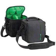 New Fashion Outdoor Photograghy DSLR Camera Bag High Quality Nylon Fabric Material Waterproof SLR Camera Bag