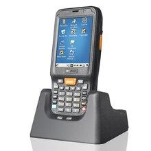 Urovo i6100S с операционной системой Windows CE 6,0 предприятия интеллект мобильный терминал для 1D 2D сканер штрих-кода с WCDMA WifiBluetooth4.0