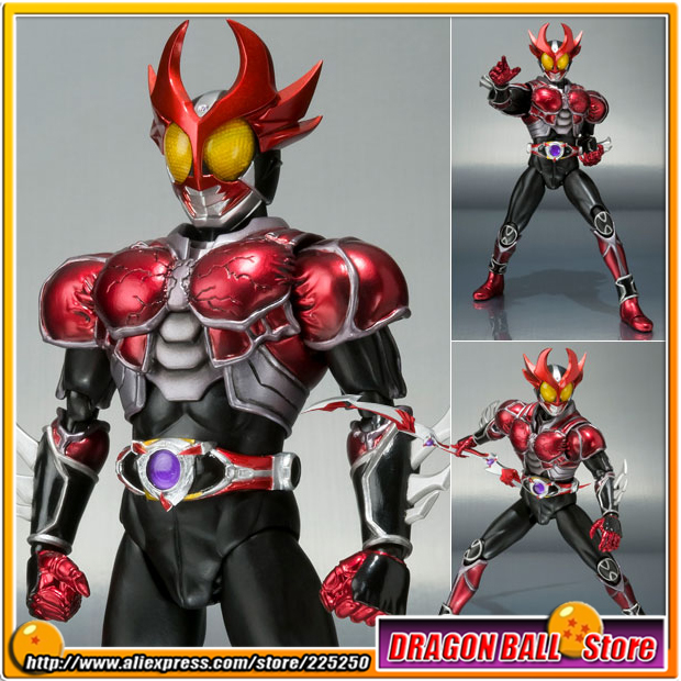 Japan Kamen Masked Rider Original BANDAI Tamashii Nations SHF / S.H.Figuarts Toy Action Figure - Agito (Burning Form)  japan kamen masked rider original bandai tamashii nations shf s h figuarts toy action figure shadow moon ver 1 0
