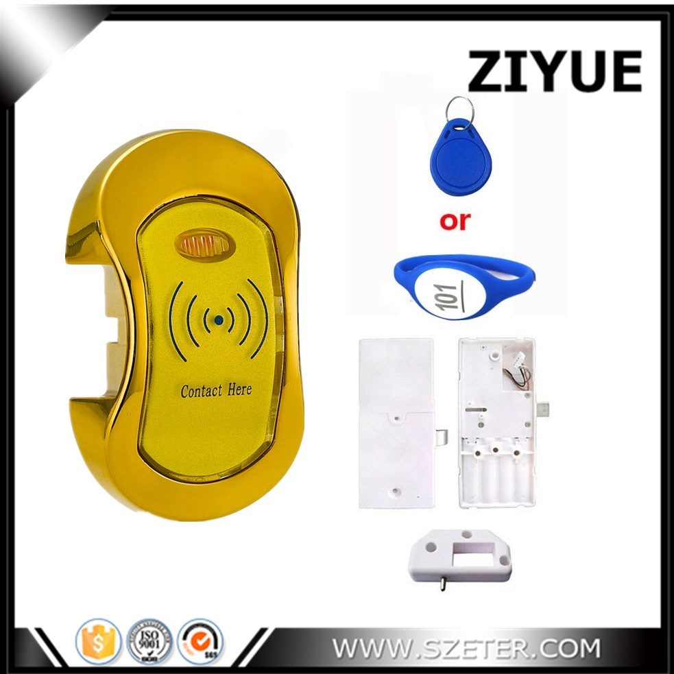 125khz Rfid Card Electronic Safe Smart Keyless RFID ID EM Tag Card Sauna Lock Hotel Digital Electronic Locks for Lockers