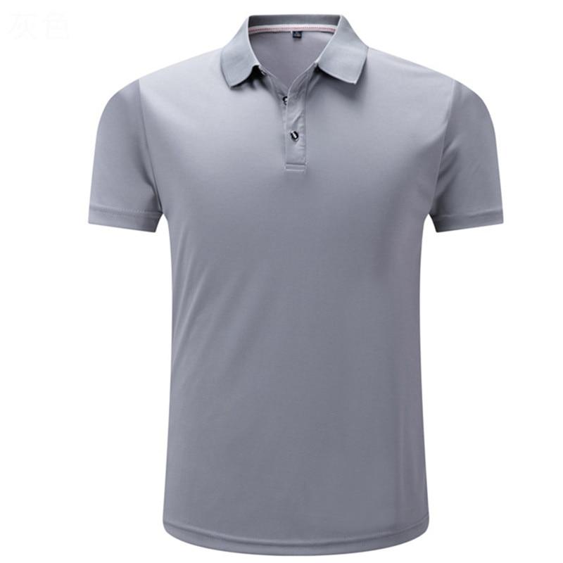New Mens Polo Shirts Men Desiger Polos Solid Color Men Cotton Short Sleeve Shirt Clothes Jerseys Golf Tennis Polos Big Size 4XL