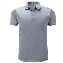 חדש Mens פולו חולצות גברים Desiger Polos מוצק צבע גברים כותנה קצר שרוול חולצה בגדי גופיות גולף טניס Polos גדול גודל 4XL