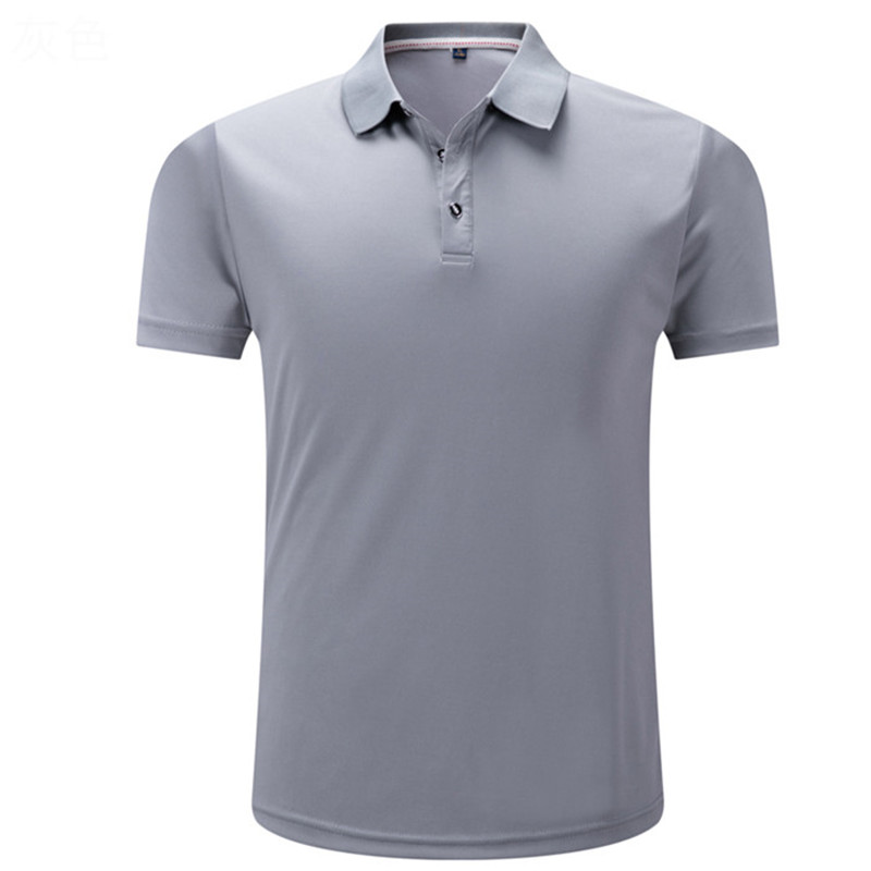 New Mens Polo Shirts Men Desiger Polos Solid Color Men Cotton Short Sleeve Shirt Clothes Jerseys Golf Tennis Polos Big Size 4XL