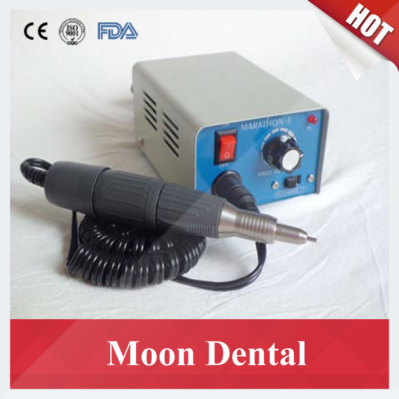 65W 35000RPM Dental Lab Micromotor Saeyang Marathon3/H35SP1 for Polishing Grinding Dentures/Jade/Glass/Jewellery high speed alloy grinder for polishing and grinding metals for dental and jewelry with korea marathon polishing motor