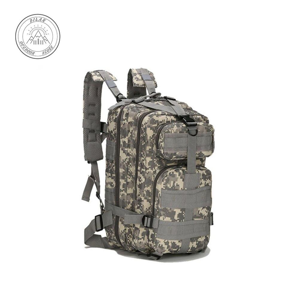 20-50L 3 P sac à dos tactique armée militaire sac extérieur sac à dos hommes Camping sac à dos tactique randonnée Sports escalade sacs