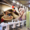 Beibehang Customize Any Size Wallpapers Murals Photo Beauty Salon Beauty Painting Nail Shop Decoration Posters Image