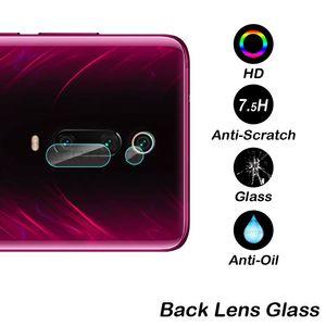Image 5 - 2 で 1 完全な保護スクリーンプロテクターガラスフィルムシャオ mi 赤 mi K20 mi 9T プロバックカメラレンズ強化ガラス赤 mi K20 プロ