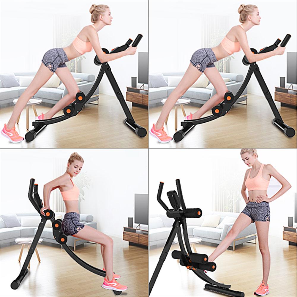 fitness apparaten voor buikspieren
