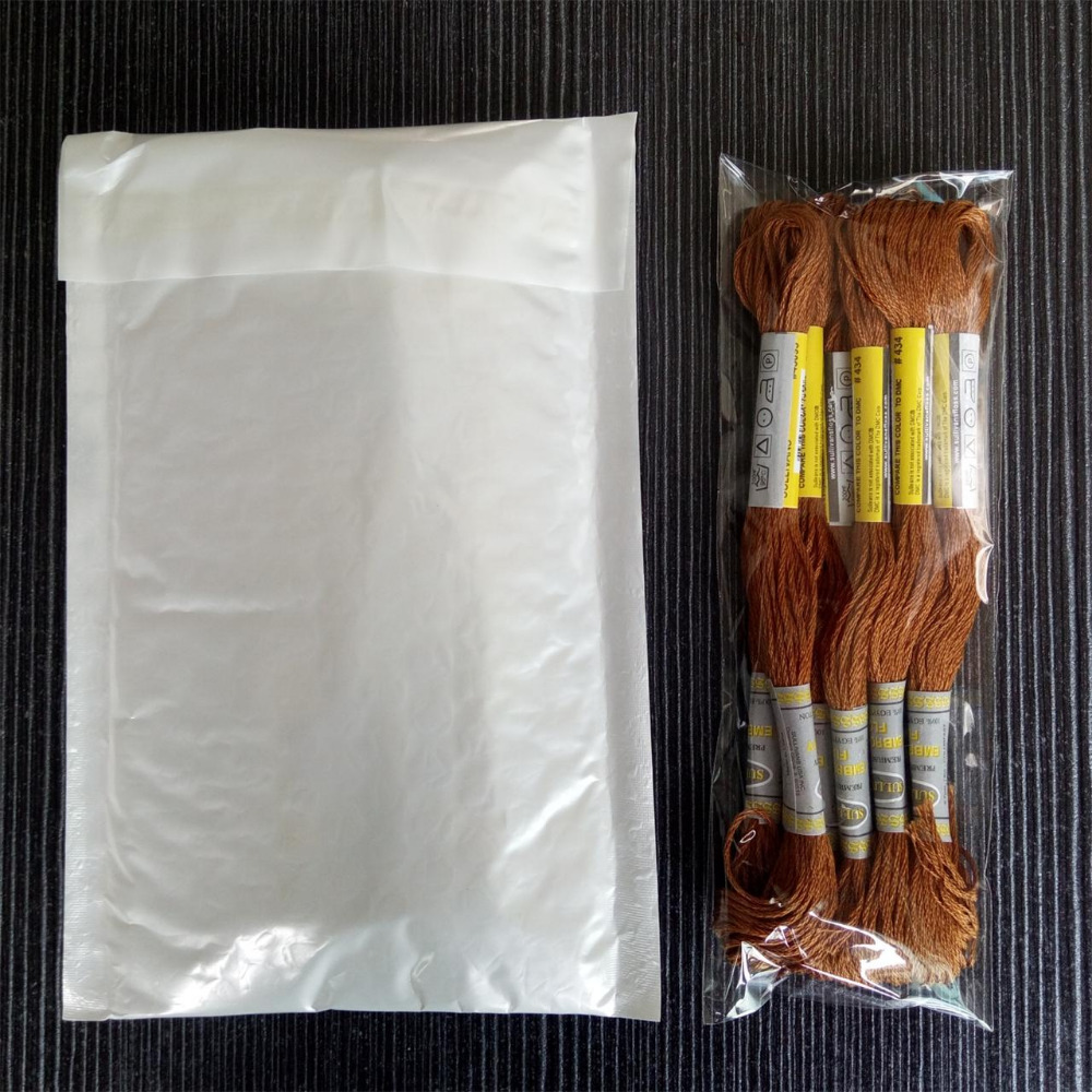 DMC CONVERSION 680 Over-dyed,embroidery floss,Golden Rule 20yards