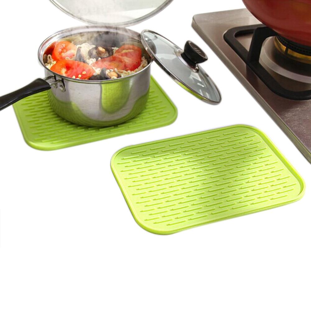 Cast iron kitchen trivet tea pot stand metal hot dish tray cookware - Cast Iron Kitchen Trivet Tea Pot Stand Metal Hot Dish Tray Cookware 32