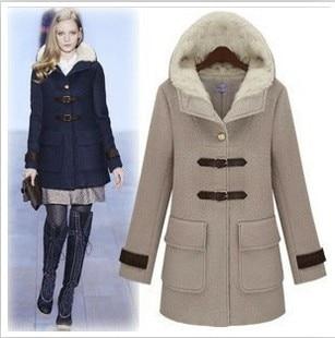 Popular Navy Coat with Fur Hood-Buy Cheap Navy Coat with Fur Hood ...