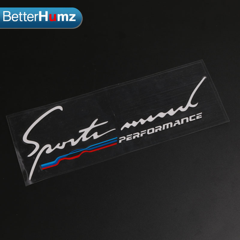 Online Shop 2017 New Style Car Styling Stickers Sports Performance