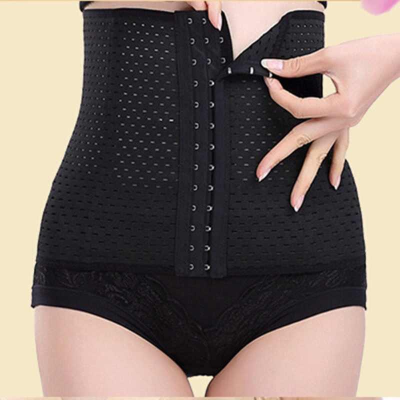 a8e2933464 ... Waist Trainer Hot Shapers Waist Trainer Corset Slimming Belt Shaper  Body Shaper Slimming Modeling Strap Belt ...