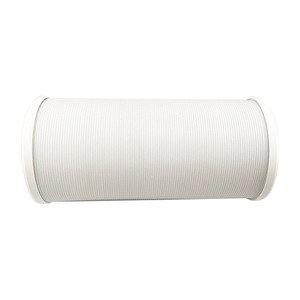 Image 3 - Flexible Durable Professional Intake Vent Parts Pipe White Universal Tube Exhaust Hose Steel Wire For Air Conditioner