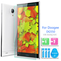 Для Doogee DG550 закаленное стекло фильм 0.26 мм 2.5 9 h Безопасности Защитный экран протектор на dooge 550