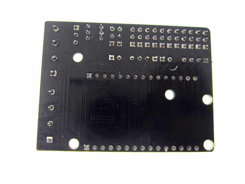 HAILANGNIAO 1 шт. NodeMCU двигатель щит L293D для ESP-12E от ESP8266 изолятор балки встряхивая 12E комплект diy rc игрушки, Wi-Fi, умный автомобиль дистанционного управления