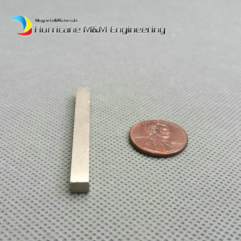 1 pack SmCo Magnet Block 50x5x4 mm 2 Bar YXG24H 350 Degree C High Temperature Motor Magnet Permanent Rare Earth Magnets earth 2 society vol 4 life after death