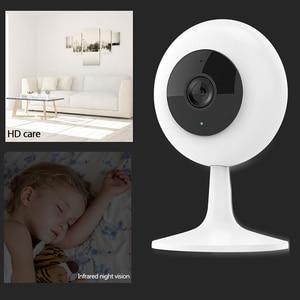 Image 5 - كاميرا ويب ذكية أصلية من شاومي مي مي 100% نسخة مشهورة 360 زاوية 720P رؤية ليلية عالية الدقة لاسلكية واي فاي IP كاميرا ويب ذكية للمنزل