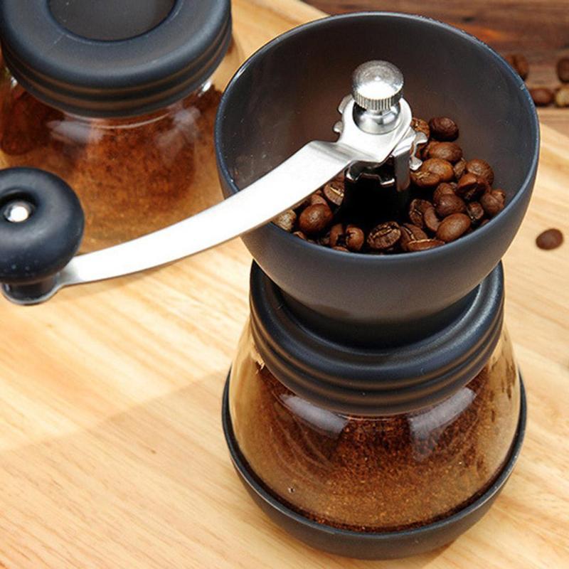 Coffee Bean Grinding Mini Machine Handmade Manual Washable Hand GrinderCoffee Bean Grinding Mini Machine Handmade Manual Washable Hand Grinder